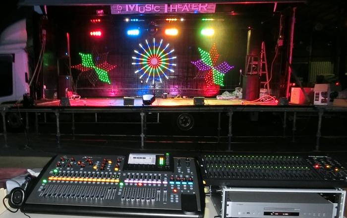 音響システムレンタル